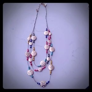 3 layer necklace